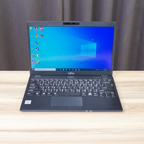 Fujitsu LifeBook UH X Top 1