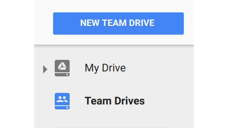 Google Team Drive google team drive 1