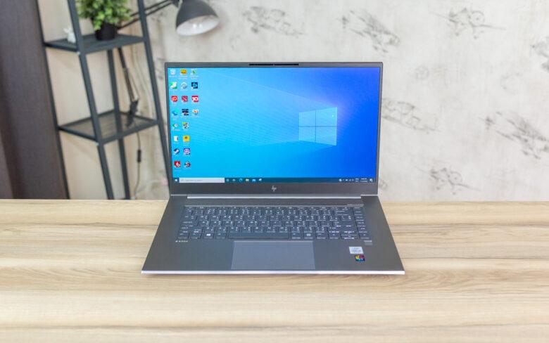 HP ZBook Studio G7 Top 1