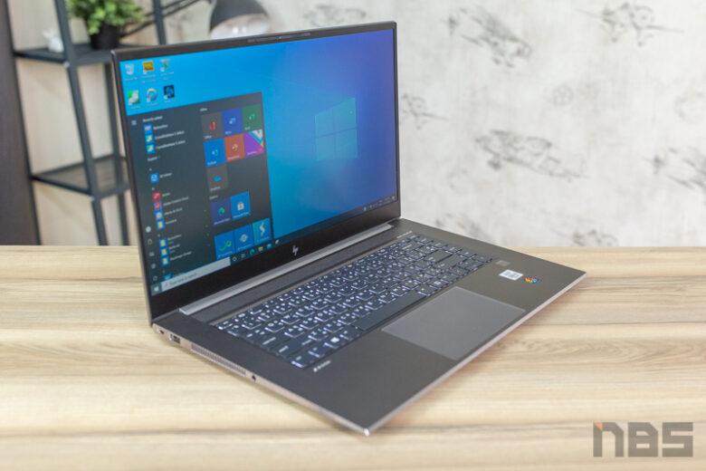 HP ZBook Studio G7 i9 Review 32