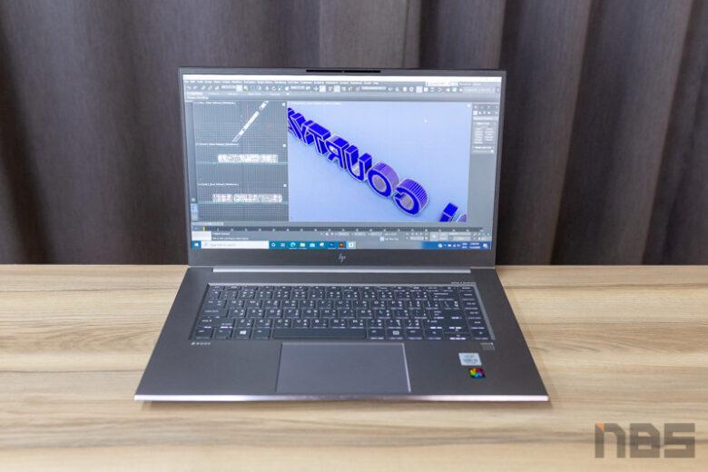 HP ZBook Studio G7 i9 Review 73