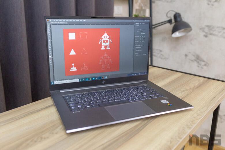 HP ZBook Studio G7 i9 Review 76