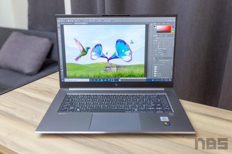 HP ZBook Studio G7 i9 Review 79