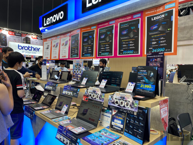 Lenovo Promotion Commart Xtreme 2020 25