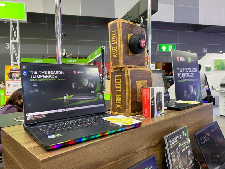 MSI Promotion Commart Xtreme 2020 20