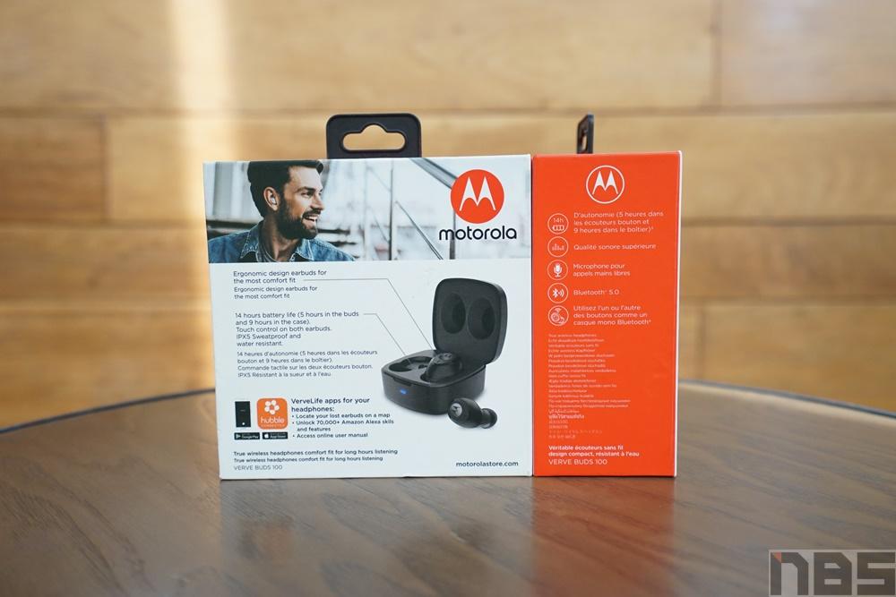 Motorola Verve Buds 100 002