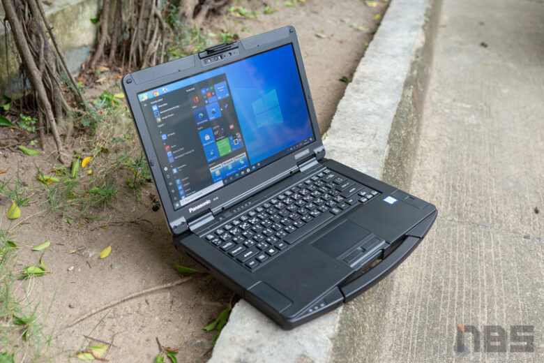 Panasonic Toughbook FZ 55 Review 106