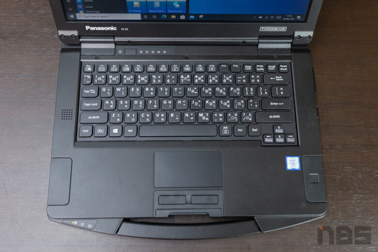 Panasonic Toughbook FZ 55 Review 55