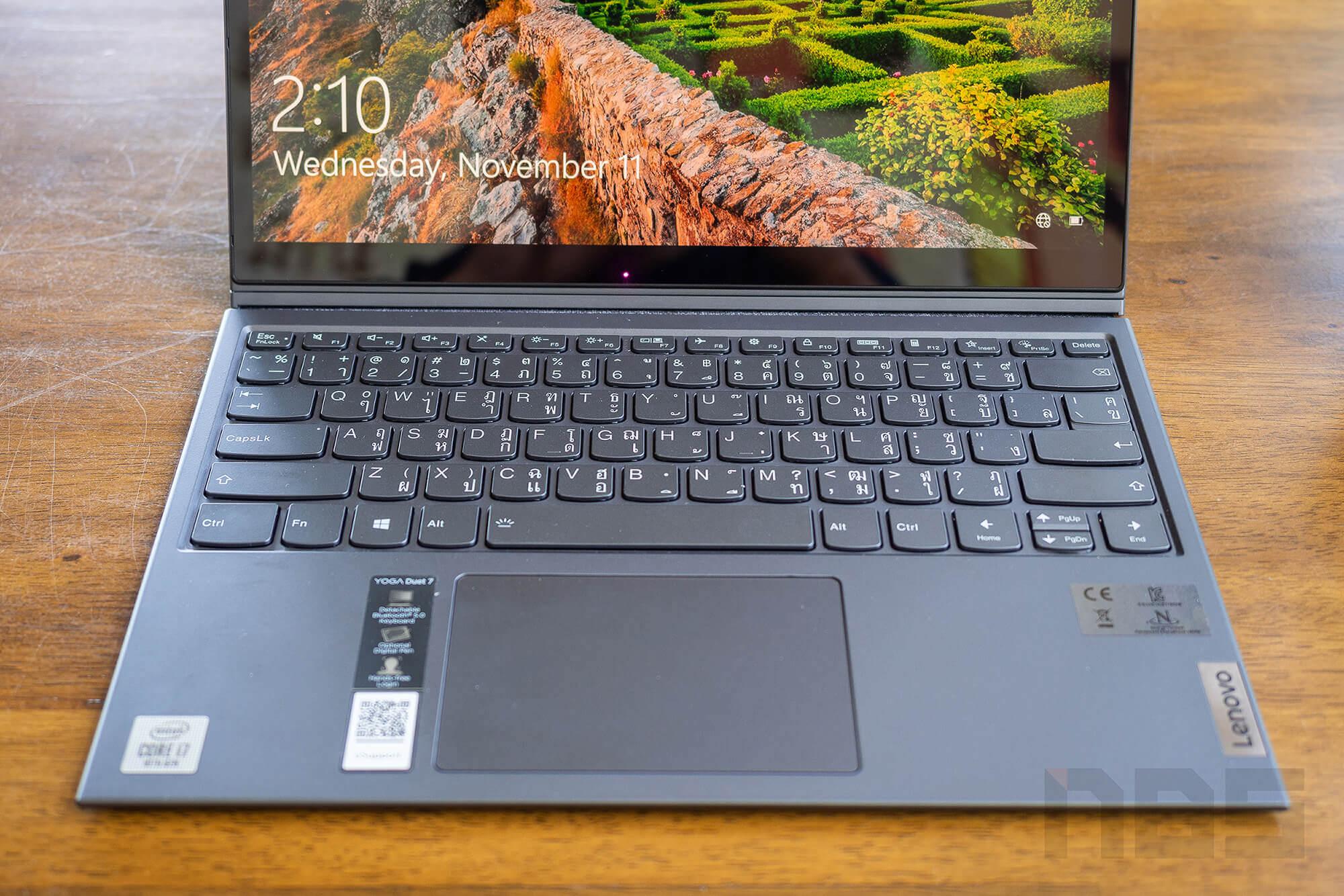 Review Lenovo YOGA Duet 7i NotebookSPEC 22