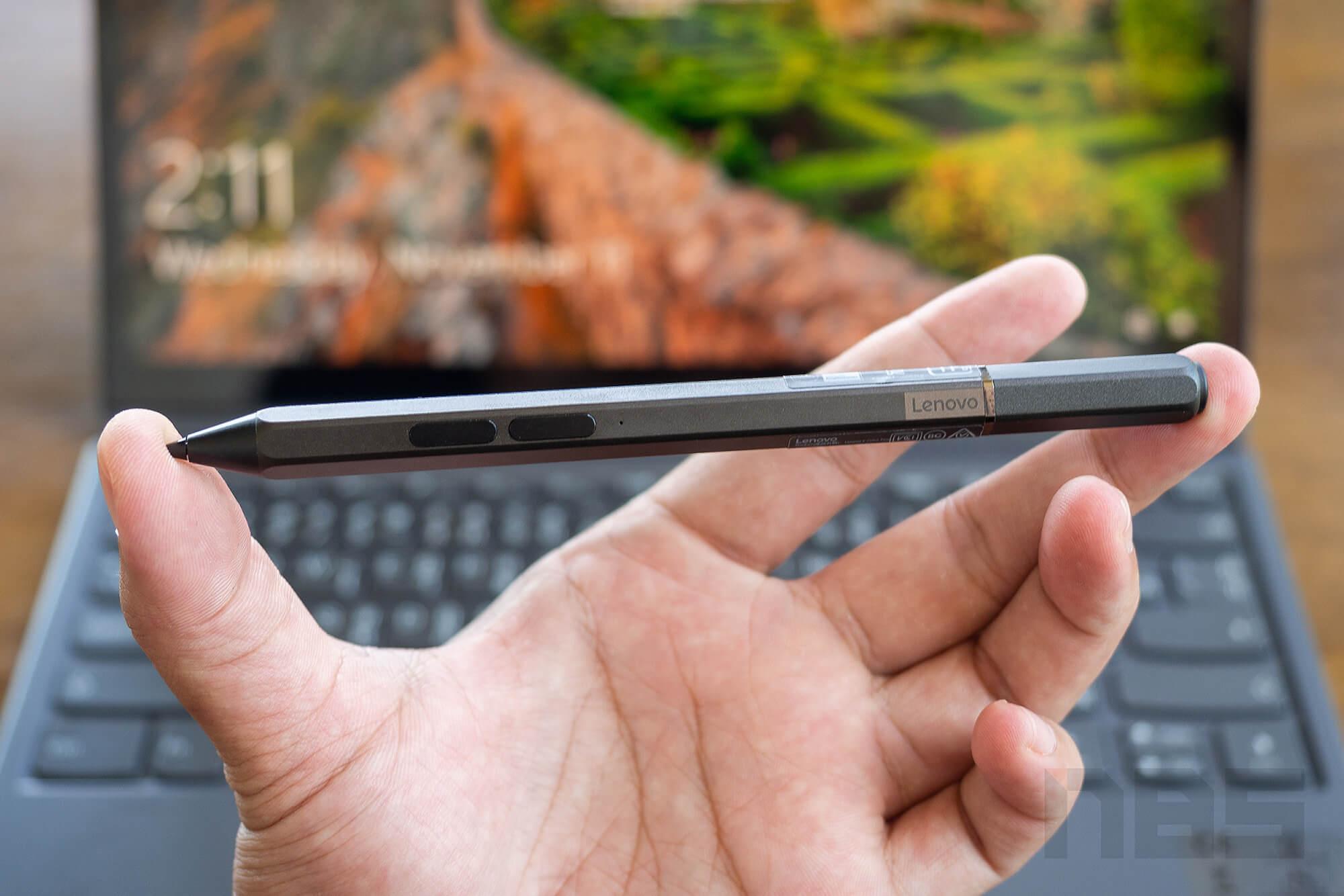 Review Lenovo YOGA Duet 7i NotebookSPEC 25