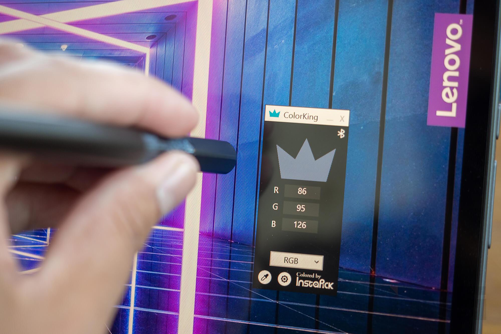 Review Lenovo YOGA Duet 7i NotebookSPEC 30