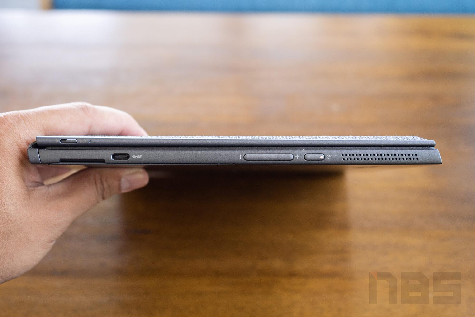 Review Lenovo YOGA Duet 7i NotebookSPEC 41