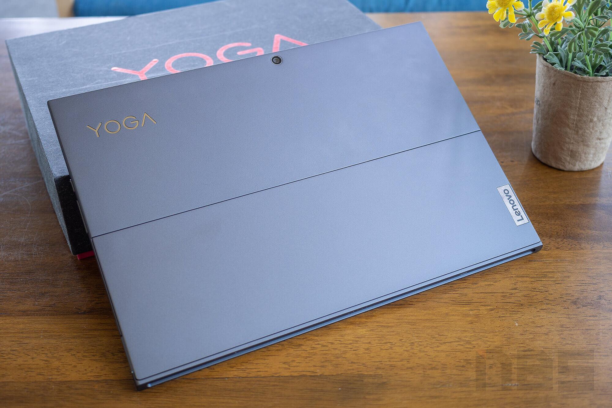 Review Lenovo YOGA Duet 7i NotebookSPEC 9