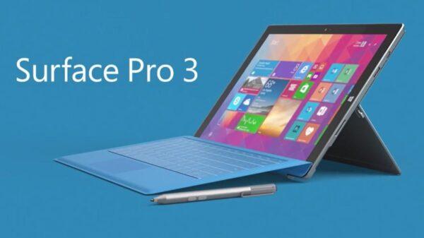 Surface Pro 3 9