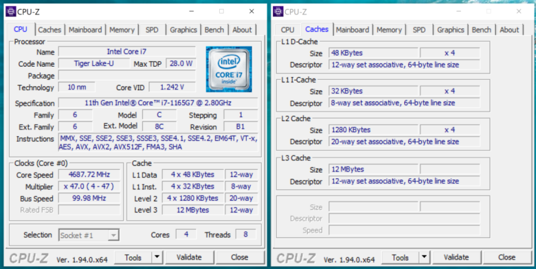 Test Dell XPS 13 9310 1