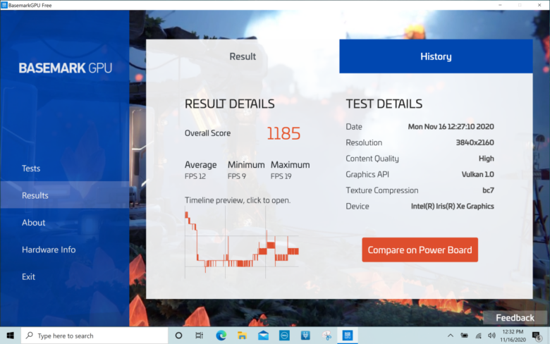 Test Dell XPS 13 9310 10