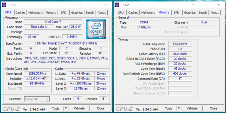 Test Dell XPS 13 9310 3