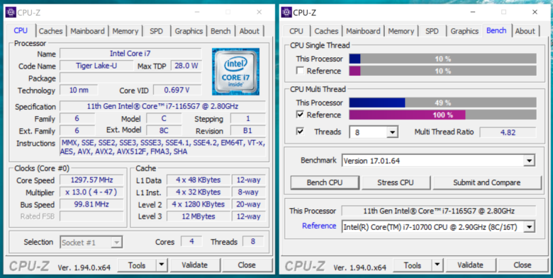 Test Dell XPS 13 9310 5