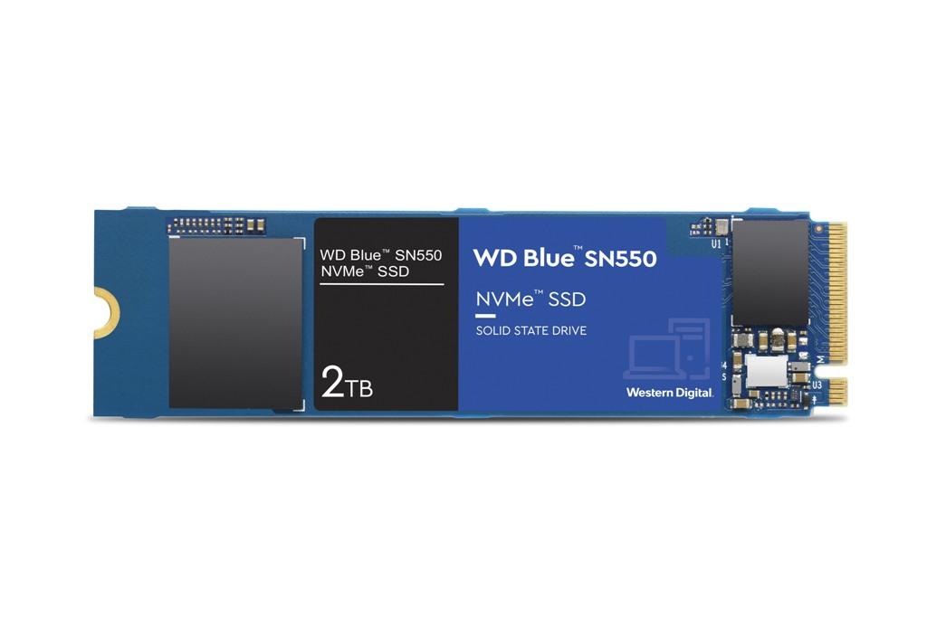 WDBlue SN550 SSD 2TB