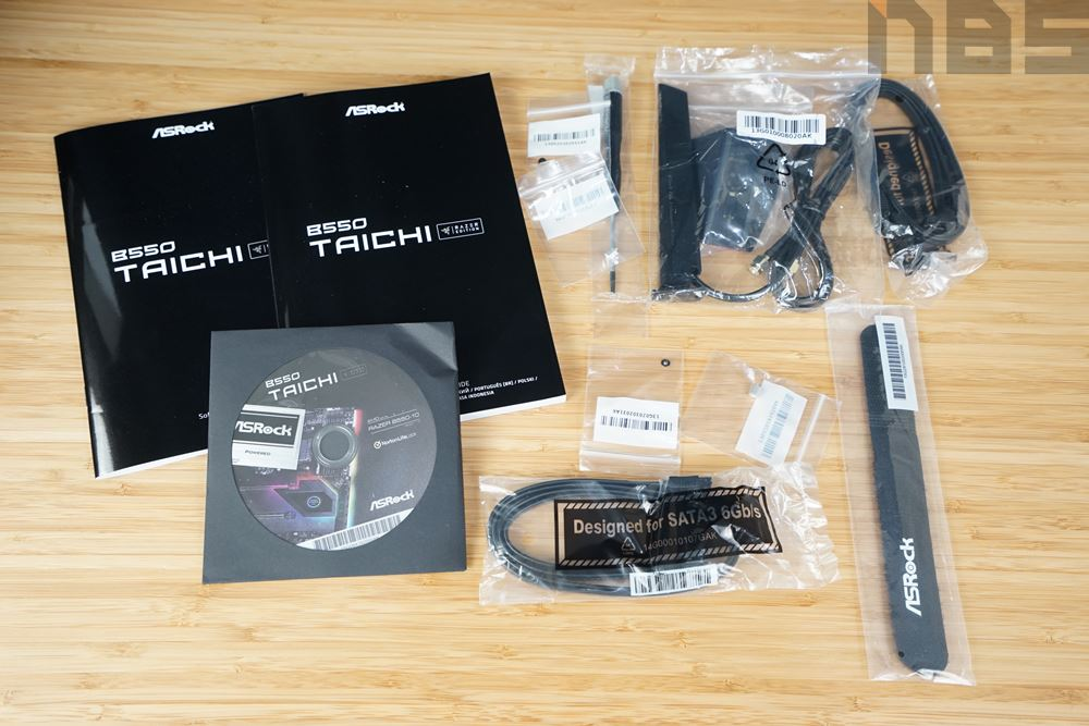 asrock b550 taichi razer edition010
