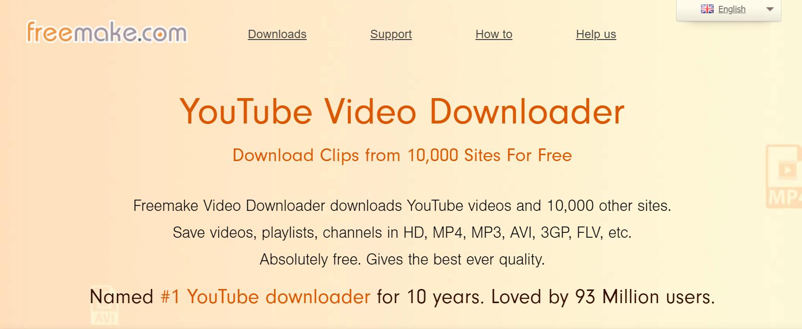 โปรแกรม Youtube Download