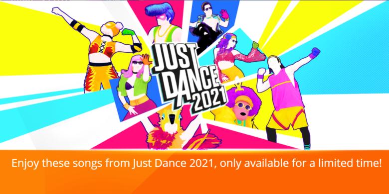 เกมออกกำลังกาย Just Dance Now