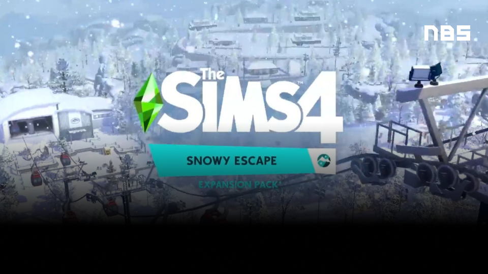 สูตร The Sims 4 Snowy Escape