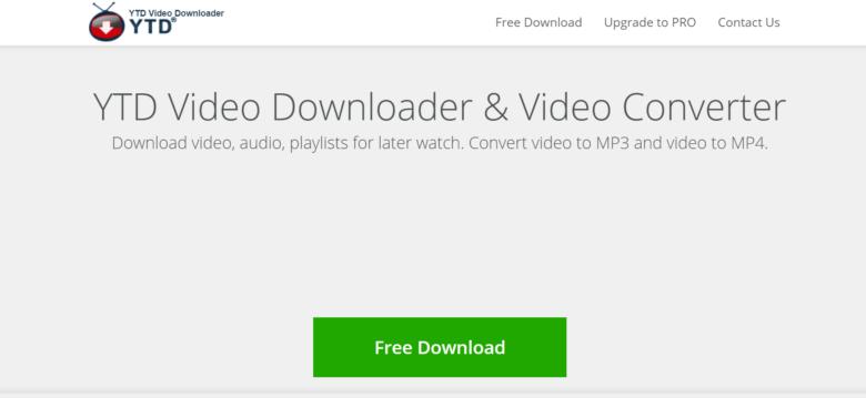 โปรแกรม Download Youtube