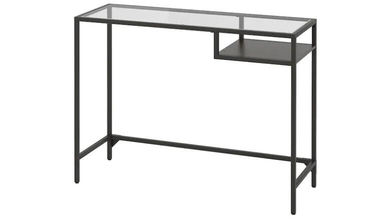 โต๊ะคอม ราคาถูก VITTSJÖ วิทท์เชอ