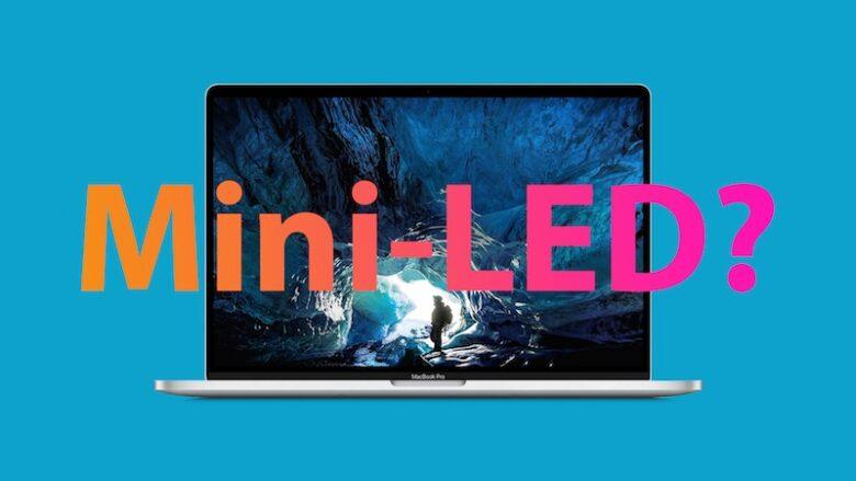macbook pro mini led