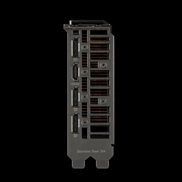GeForce RTX 3070 Ports