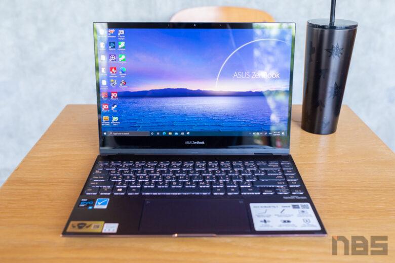 ASUS ZenBook Flip S UX371 Review 7