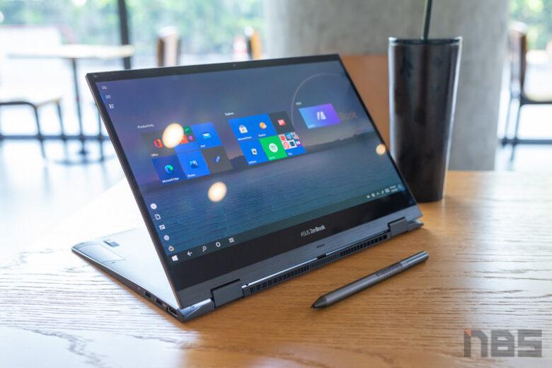 ASUS ZenBook Flip S UX371 Review 97