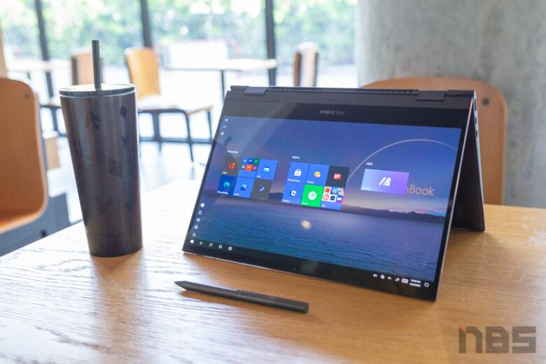 ASUS ZenBook Flip S UX371 Review 98