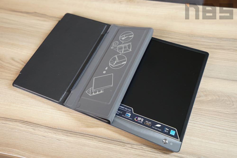 ASUS ZenScreen MB14AC 022