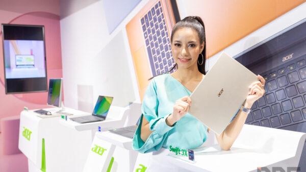 Acer Swift 5 Porshe Design Core i Gen 11 Preview 1