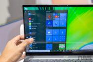 Acer Swift 5 Porshe Design Core i Gen 11 Preview 19