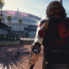 Cyberpunk2077 The man with the silver hand RGB en