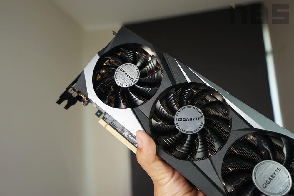 Gigabyte GeForce RTX 3060 Ti GAMING OC 030