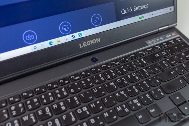 Lenovo Legion 5i i7 RTX 2060 Review 58