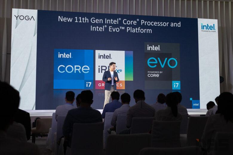Intel EVO Notebook