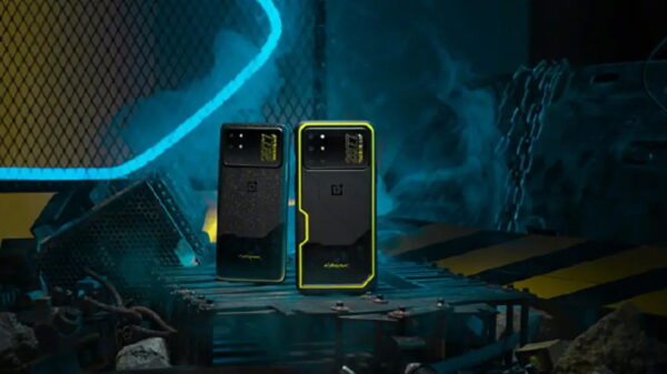 OnePlus 8T Cyberpunk 2077 Edition featured