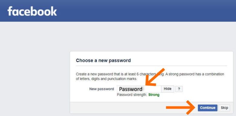 Solve hack facebook 10