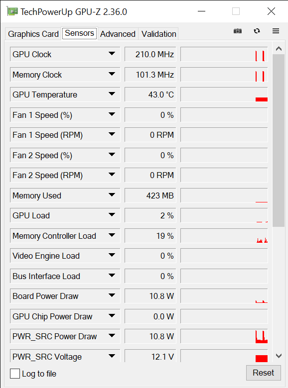 TechPowerUp GPU Z 2.36.0 12 7 2020 1 42 49 PM