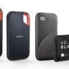 4TB Portable SSDs LineUp