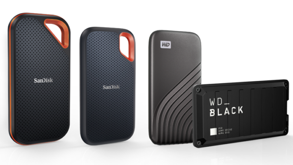 4TB Portable SSDs LineUp