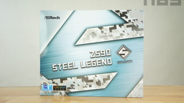 ASRock Z590 Steel Legend 001