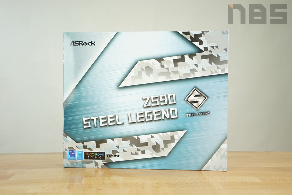 ASRock Z590 Steel Legend 001