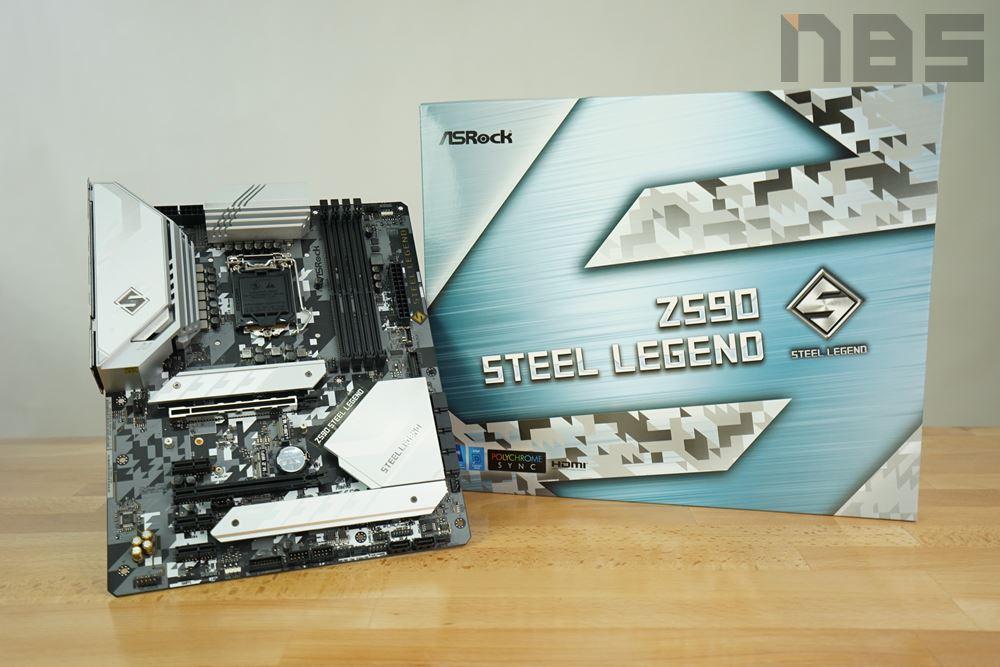 ASRock Z590 Steel Legend 033