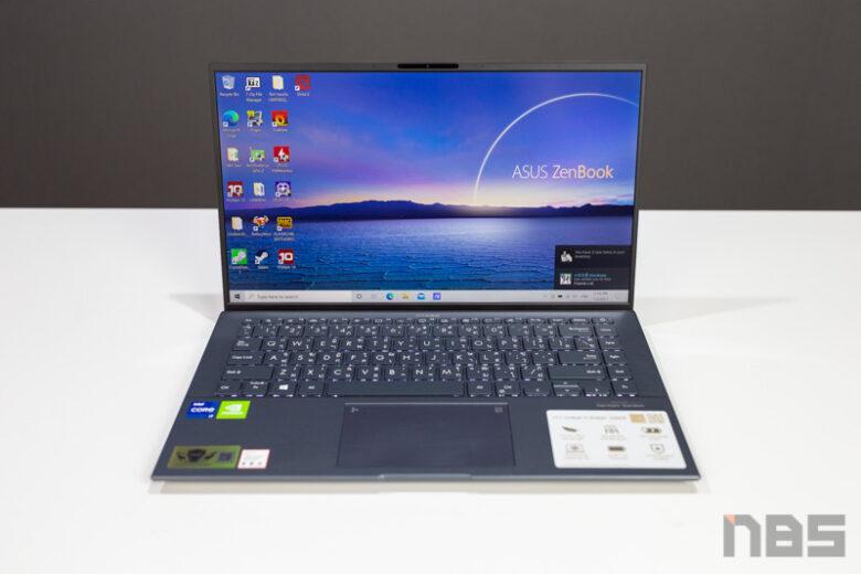 ASUS ZenBook 14 UX435 Review 3